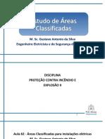 Estudo de Áreas Classificadas. M. Sc. Gustavo Antonio da Silva.pdf