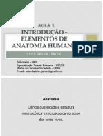 AULA DE ANATO