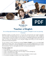 Teacher of English.docx