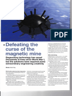 Degaussing n Magnetic Mines