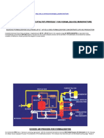 Excess Air (Metal Oxide Catalyst) Process