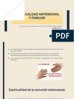 Espiritualidad Matrimonial 01febrero2018