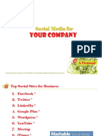 contoh proposal socialmedia