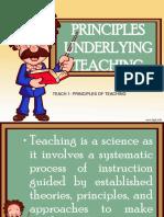Lesson 4 Principles Underlying (1)
