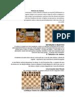 História Do Xadrez Jornal