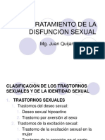 TRATAMIENTO DE LA DISFUNCION SEXUAL.ppt
