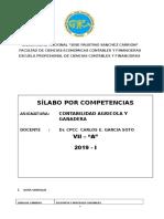 SILABO DE COSTOS AGROPECUARIOS