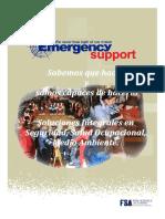 Brochure Emergency Support