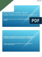 Rii Metodo de Hardy Cross Sin Desplaz