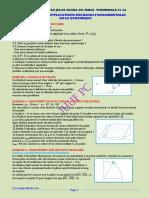 Serie 2 3 Applcations Des Bases de La Dynamique (1)