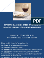 PERIODO DE PANES SIN LEVADURA