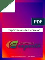 Exportacin de Servicios -A Mar-15