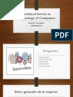 Diseño y Modelación de los Procesos de Compra y Venta de Extintores y/o Accesorios mediante la metodología RUP  y lenguaje UML