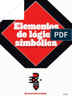 Barreiro de Nudler, Telma y  Oscar Nudler - Elementos de Lógica Simbólica (1973).pdf