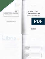 Gramatica limbii spaniole. Teorie si exercitii - Olaru Constatin.pdf