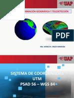 Coordenadas UTM
