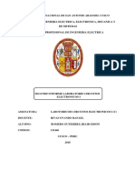 Informe i Laboratorio Electronicos i
