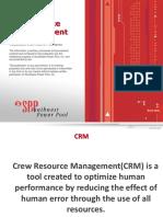 CRM NERC Presentation