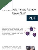 Fotosíntesis - Isaac Asimov