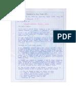 Levantamientos Descriptivos y Analiticos