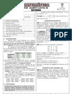 Apostila de Matrizes (8 páginas, 40 questões, com gabarito).pdf