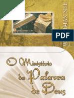 O ministério da Palavra de Deus - Watchman Nee.pdf