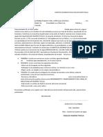 Certificado- Comité de Usuarios de Agua Shallap Huapis Toclla