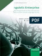 [Oxford Studies in Biolinguistics] Anna Maria Di Sciullo and Cedric Boeckx (Editors) - The Biolinguistic Enterprise_ New Perspectives on the Evolution and Nat.pdf