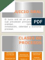 Presentacion Juicio Oral