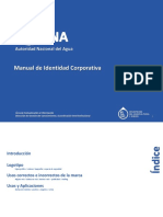 Manual de Identidad Corporativa Ana