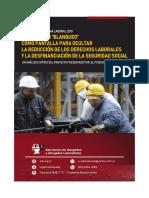 Boletín Reforma Laboral 2019