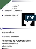 automatizacioj