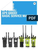 APX5000 6000 Basic Service Manual 68012002028
