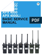 APX1000 2000 4000Li Basic Service Manual 68012004056