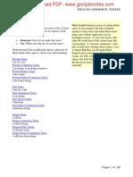 English Grammar Tenses PDF Free Download.pdf