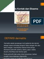 Dermatitis Kontak Dan Eksema