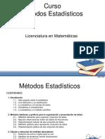 presentacion metodos estadisticos