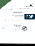 2011 - DS 0861 - Elimina Normas Basadas en DS 21060