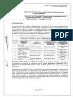 INFORME DE FINANCIAMIENTO POLÍTICO PERU