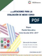 ORIENTACIONES  PARA LA EVALUACIÓN DE  MEDIO CURSOSECUNDARIAS _EMC - ETAPA ESCUELA   2016-2017.pdf