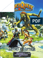 EverQuest D20 Heroes of Norrath