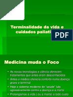 4- Terminalidade Da Vida e Cuidados Paliativos