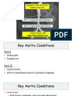 Diseases of the Aorta for Step One Part I PDF Converted
