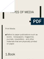 Leson 4 TYPES of media.pptx