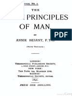 Besant the Seven Principles of Man