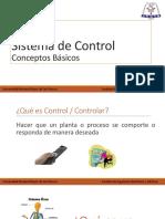 Clase I- Sistemas de Control I