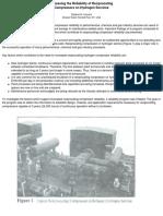 Reciprocating Compressor Improvements