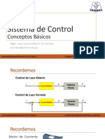Clase II- Sistemas de Control I