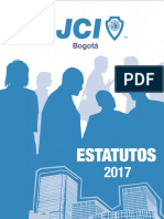 Estatutos Reforma 2018 Bogota