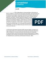 U1. DSC_CINIF y La Estructura de Las NIF